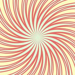 spiral vintage decorative