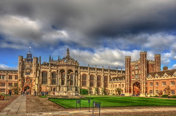 Cambridge, Trinity College.