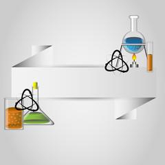 chemical paper frame