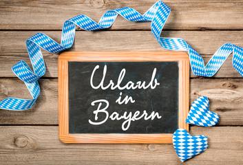 Holidays in Bavaria