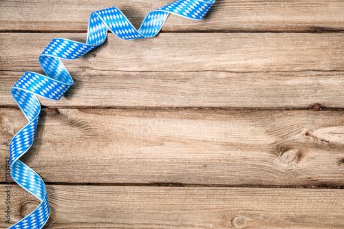 Leinwanddruck Bild Background for Oktoberfest