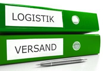 Logistik Ordner
