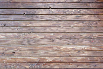 panneau de lames de bois