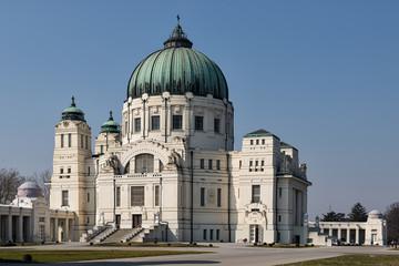 Friedhofskirche zum Heiligen Karl Borromäus - Zentralfriedhof