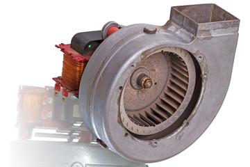 Old centrifugal fan