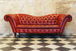 Sofa vintage background - 81308715