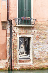Storefront. Venice. Italy