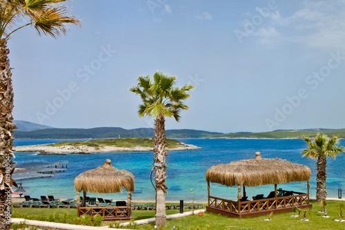 Foto op Plexiglas Turkey Beautiful Summer Scene
