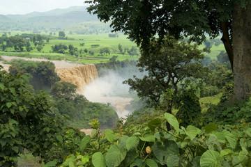 White Nile falls
