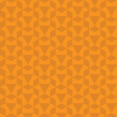 Seamless pattern of orange.