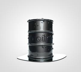 Oil Barrel Set 1