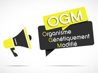 mégaphone : OGM