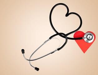 Heart Shape. Healthy Heart