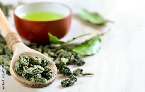 Green tea - 81315348