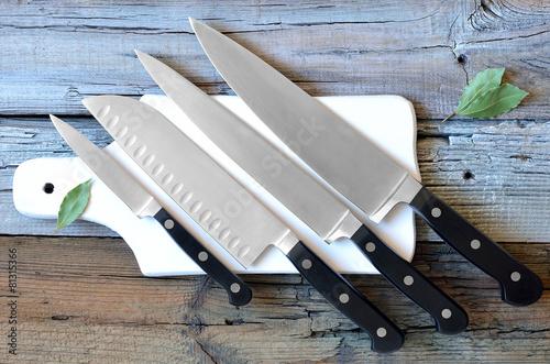 Kitchen knives - 81315366