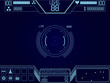 Vector elements for space shooter game - 81316130