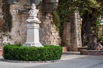Garibaldi in Ortigia