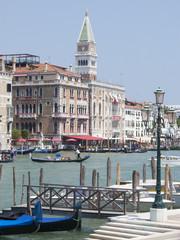 Canal Grande mit Markusturm