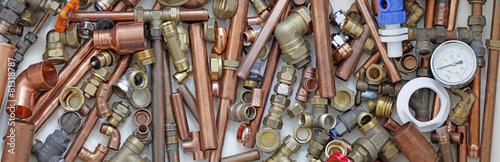 plumbing banner - 81318787