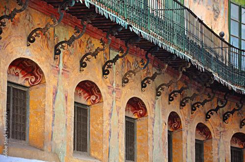 Écija, España, Andalucía, Palacio barroco de Peñaflor - 81319179