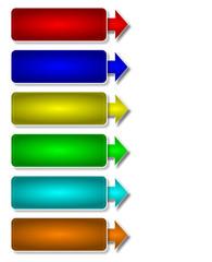 oklu arka plan tasarımı