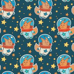 Astro squirrel pattern
