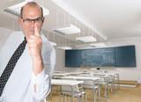 Scary teacher