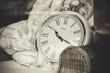 Uhr nostalgisch