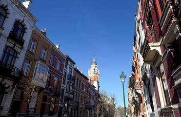 Rue bruxelloise