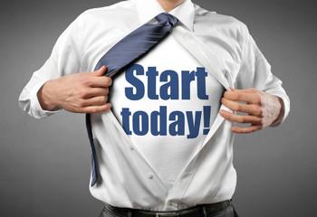 Start Today!