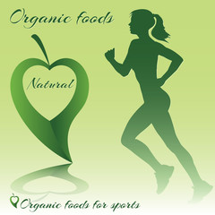 organic foods for sport