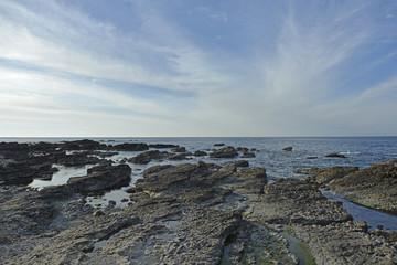 能登半島海辺風景