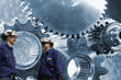 cogwheels and gear engineering in titanium