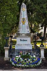 Beethoven - Grab auf dem Zentralfriedhof | Wien