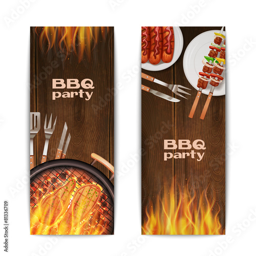 Bbq Grill Banners