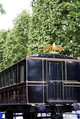 vieux trains