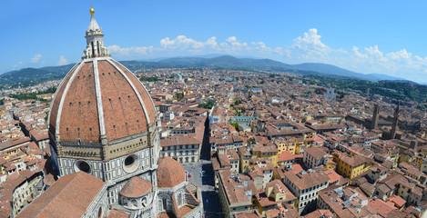 Panoramica Campanile di Giotto - Firenze