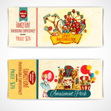 Amusement Park Tickets