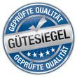 Gütesiegel - geprüfte Qualität - 81340537