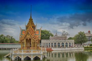 Bang Pa palace Thailand