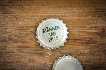 Kronkorken - Männertag 2015