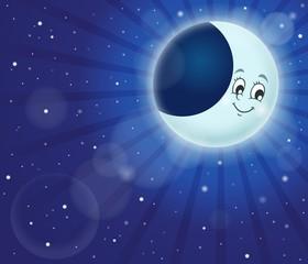 Night sky theme image 2