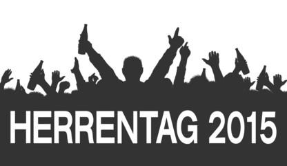 Silhouette - Herrentag 2015