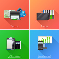 Business Design Concept Set