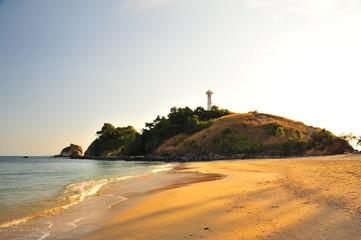 Lighthouse on the Coastal