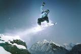 Skok na snowboardzie