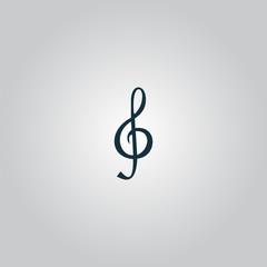 Music note Sheet key