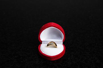 Pierśćionek zaręczynowy