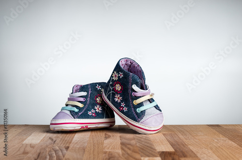 Buciki dziecięce - 81350164