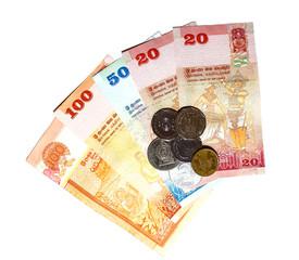 Шри-Ланкийские рупии